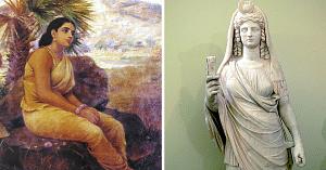 hindu greek mythology