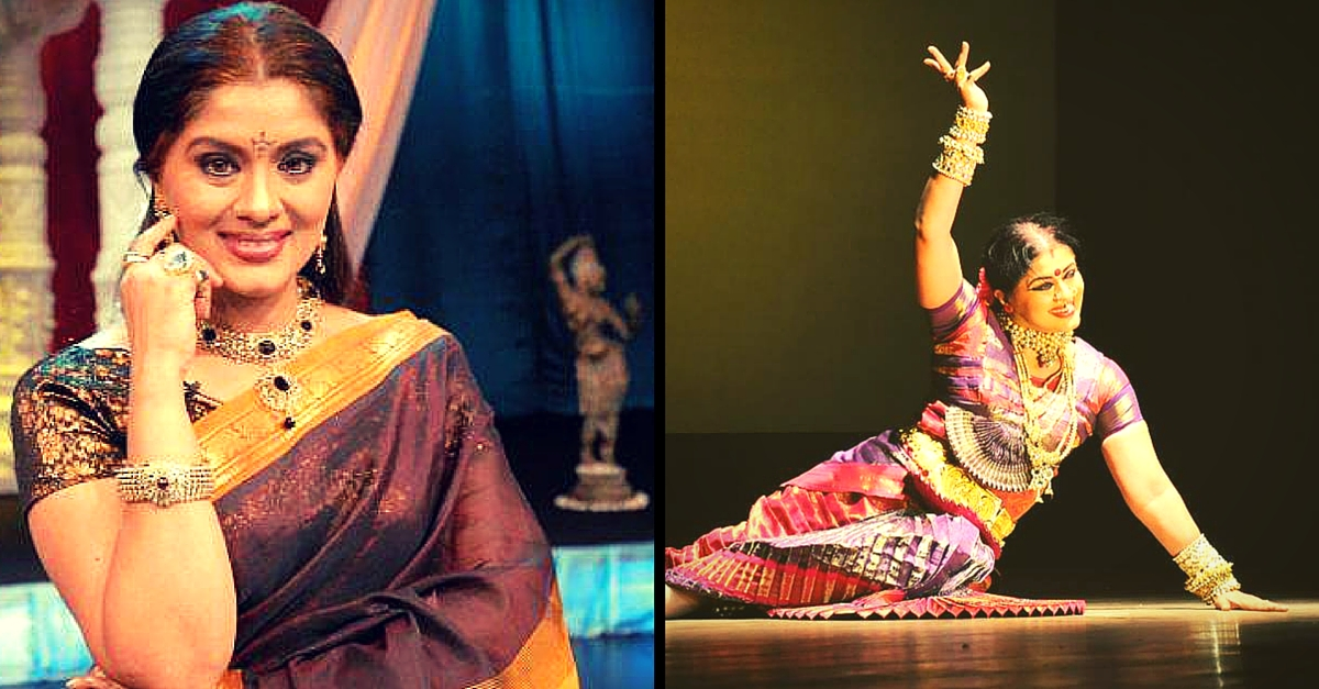 Conversation with Sudha Chandran on Road Safety, Life, Dance