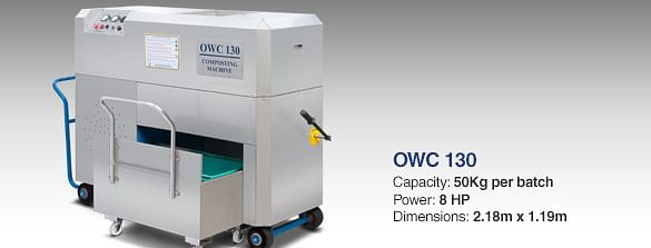 An Organic Waste Composter