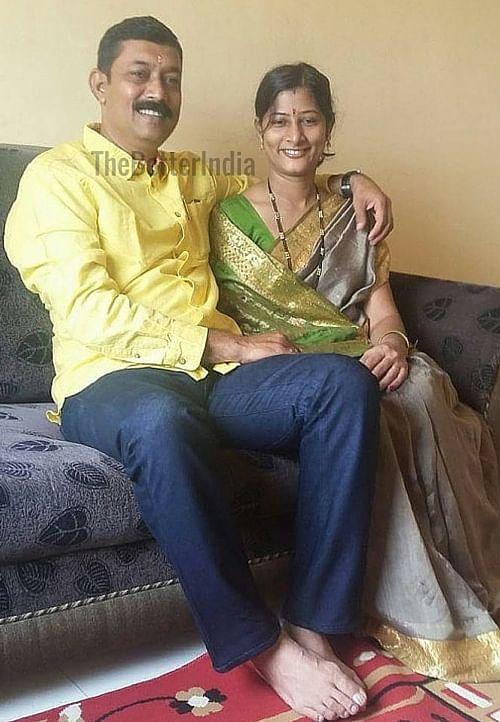 Avinash and Rupali