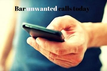 Bar unwanted calls today (2)