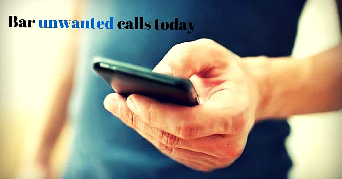 Block Promotional Calls and Messages If You Want