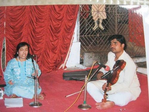 Carnatic concert in Hyderabad