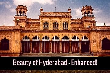 Hyderabad heritage walks