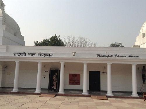 The Rashtrapati Bhavan Museum