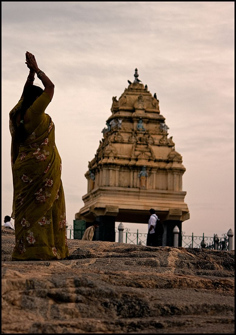 Since centuries women in India have been agitating for equality in religion. (Credit: Stephane Viau)
