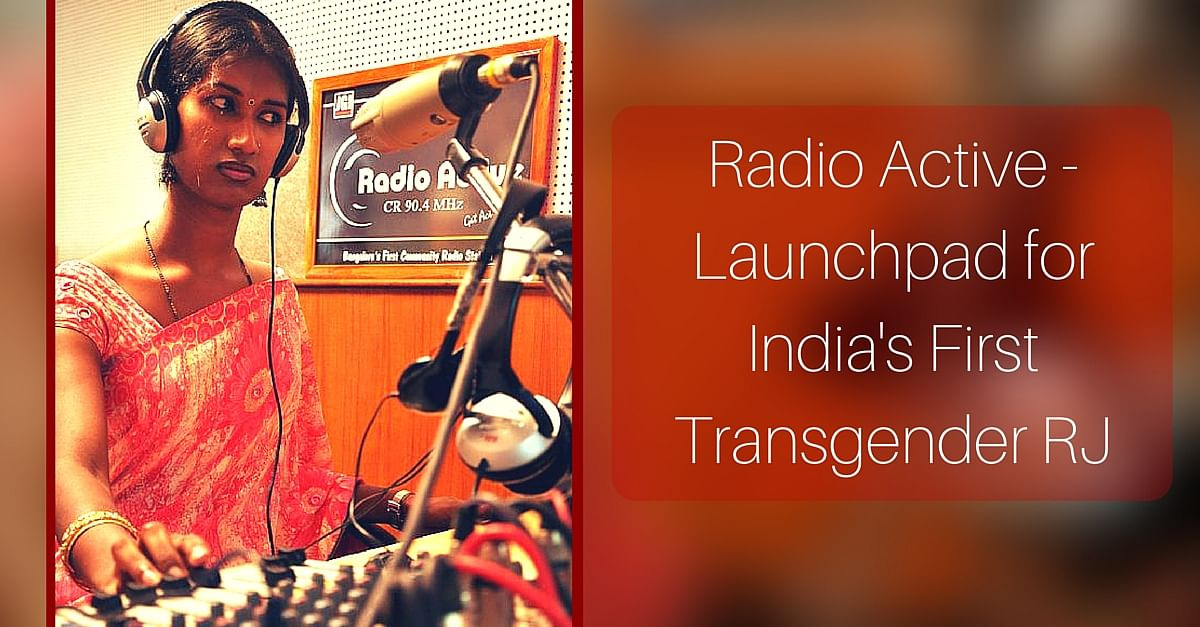 Here's How Bangalore's First Community Radio Station Is Different from the Rest in the Country