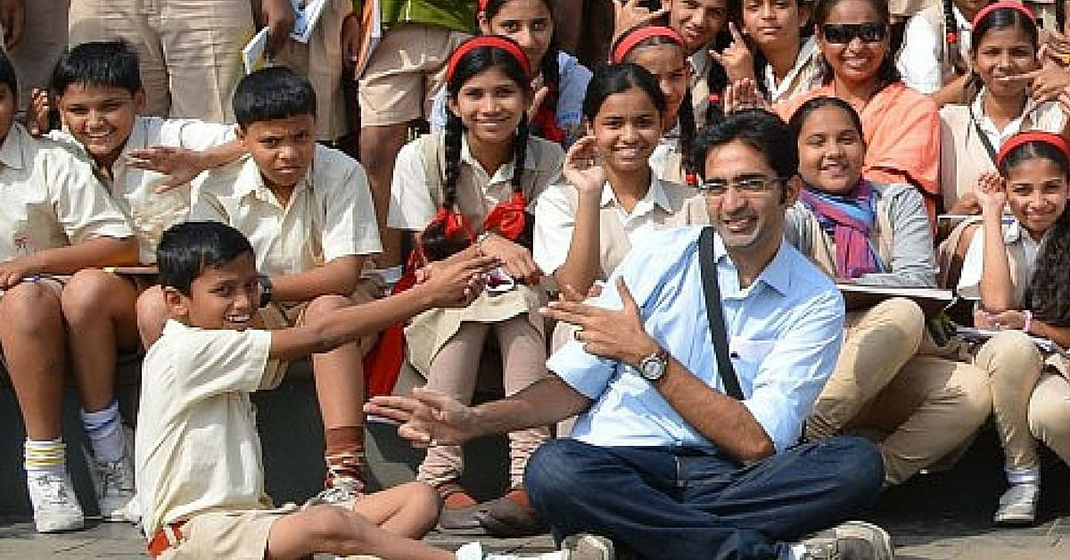 TBI BLOG: This Engineer Came Back From the US to Help India Address Its Educational Crisis