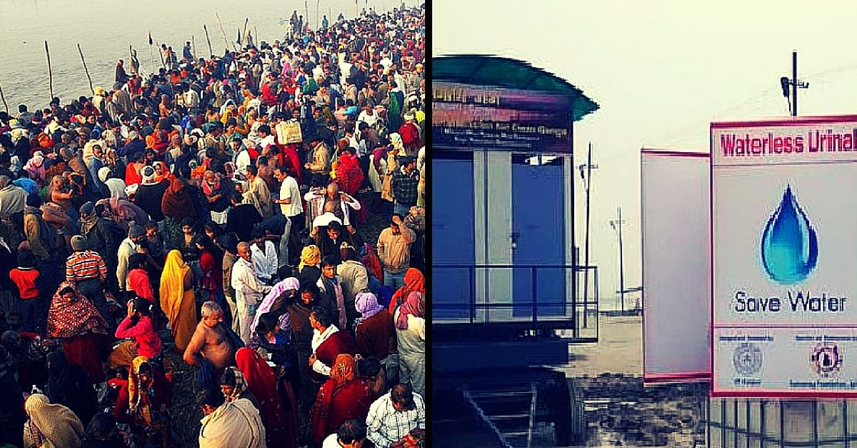 How IIT-K Designed Bio-Toilets Will Compost Waste, Save Water & Keep Ganga Clean at Magh Mela