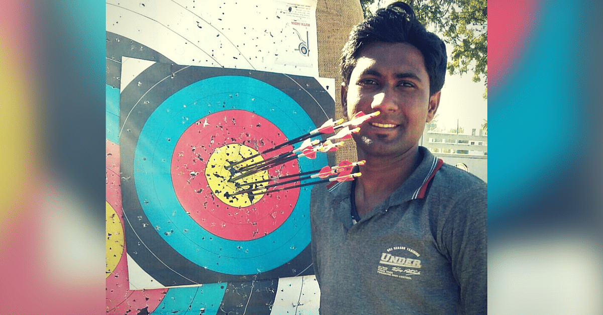 Abhishek Thaware Defied Destiny and Disability to Become India's First Teeth Archer