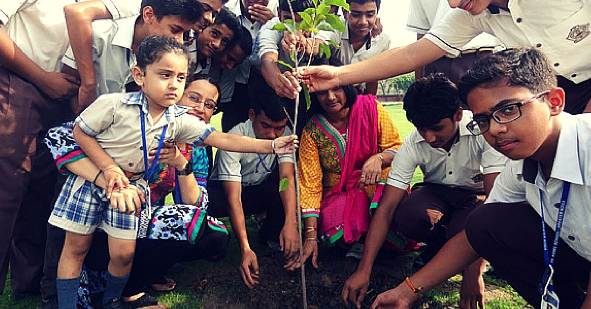 5 Steps Taken by This School in Greater Noida to Become India's 'Greenest School'