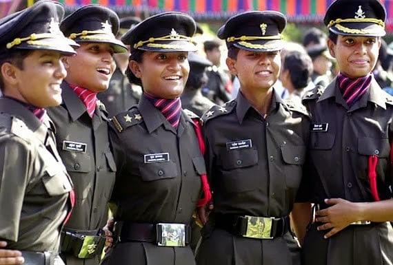 army women India