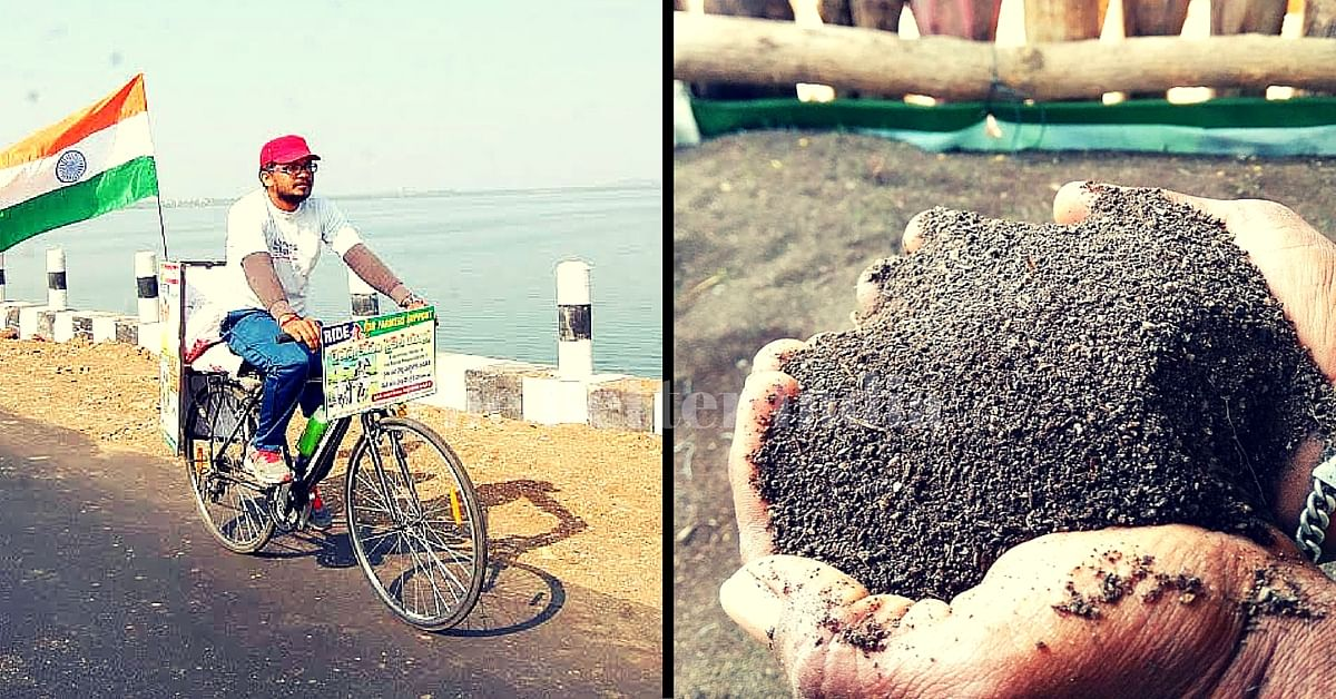 MY STORY: What a 1,000 Km, 12-Day Cycling Tour in Telangana Taught Me about Organic Farming