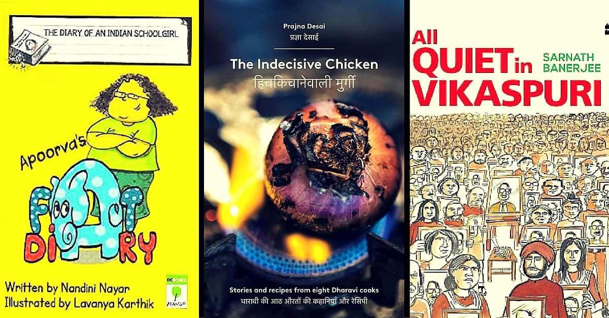 Here's a List of 6 Books by Indian Authors That You Must Read in February