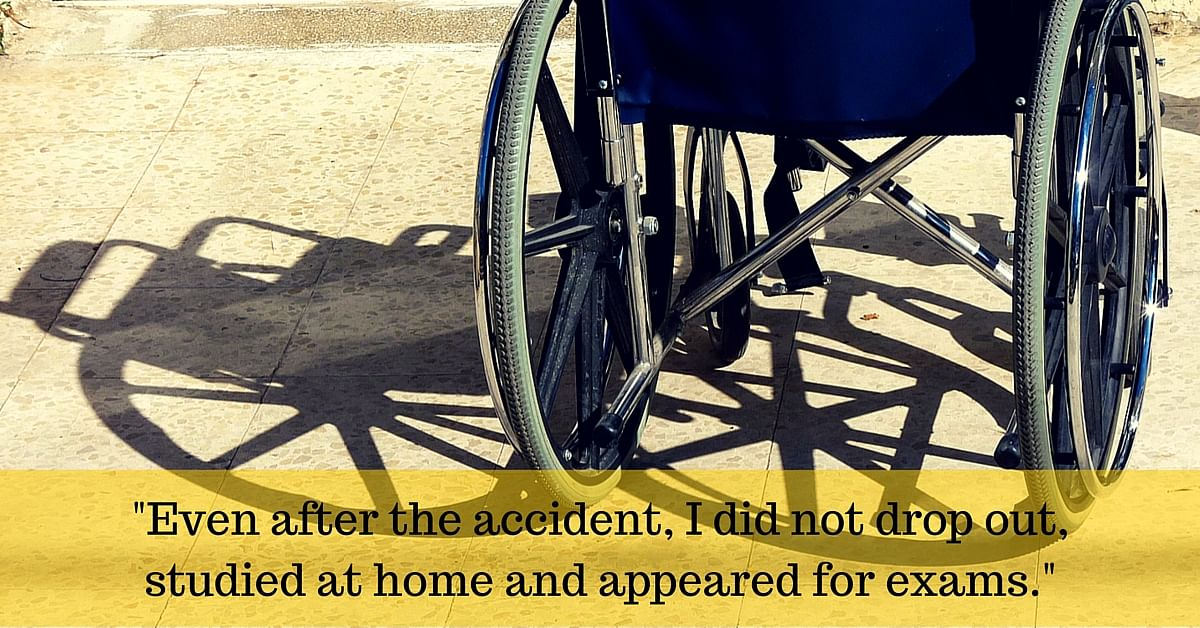 A Student Was Denied Admission in Med College Because of 88% Disability. This Is What She Did Next.