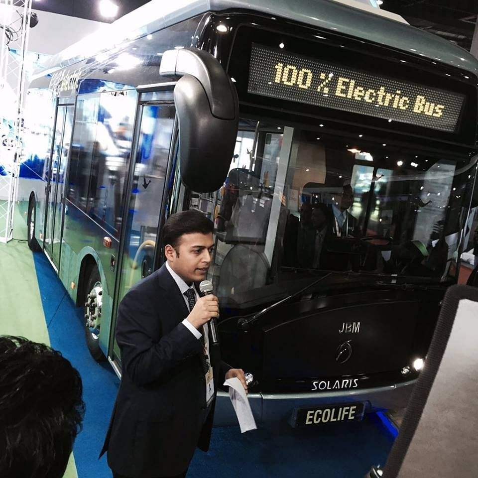 electric bus 1