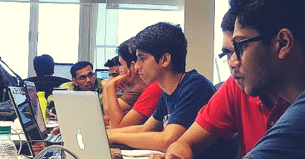 Make in India: Engineering Students Come up with Drought Solution for Farmers at IIT Hackathon