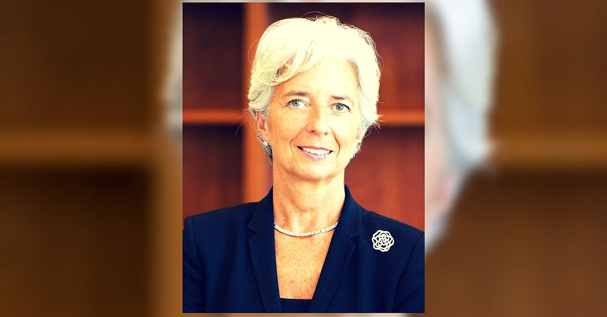 MY VIEW: Why I Believe in the 3 L's For Women Empowerment – IMF Chief Christine Lagarde