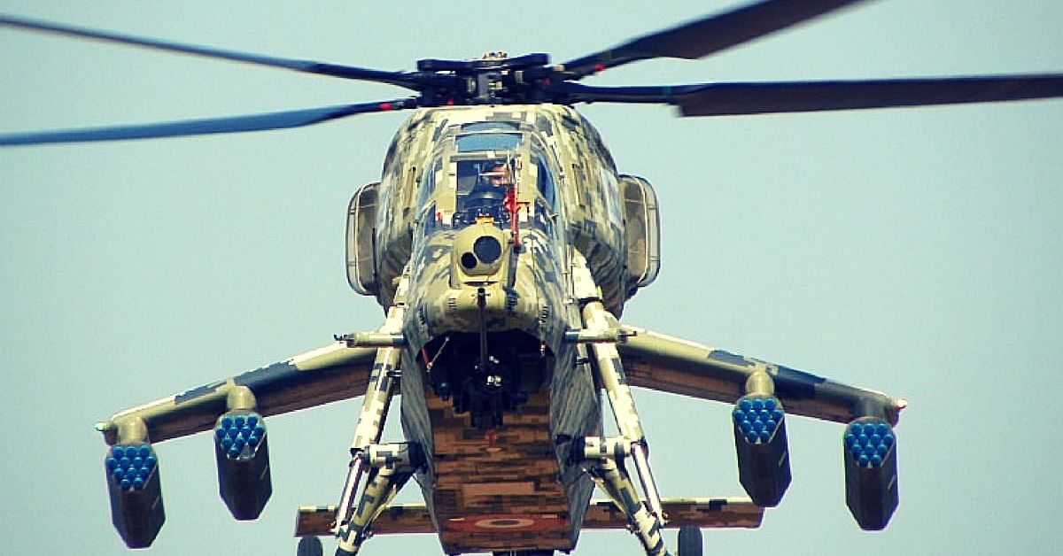 Here Are 5 Things You Need to Know About India's Light Combat Helicopter Developed by HAL