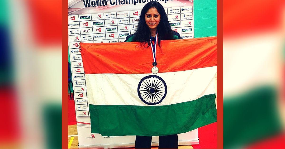 At 22, She Lost Her Leg. At 26, Manasi Joshi Was an International Level Para-Badminton Player!