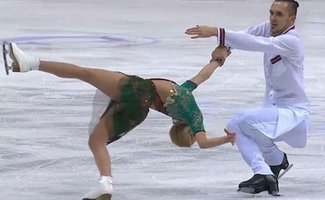 russian skating