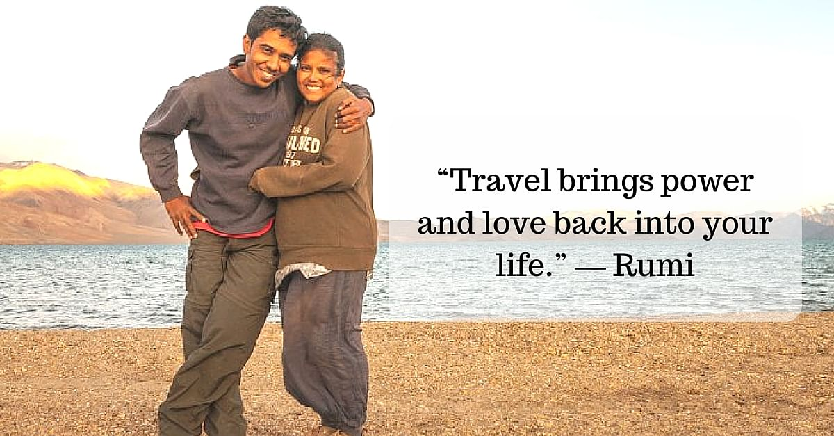 IN PICTURES: Meet the Mumbai Couple Who Quit Their Jobs and Sold Their House to Travel the World