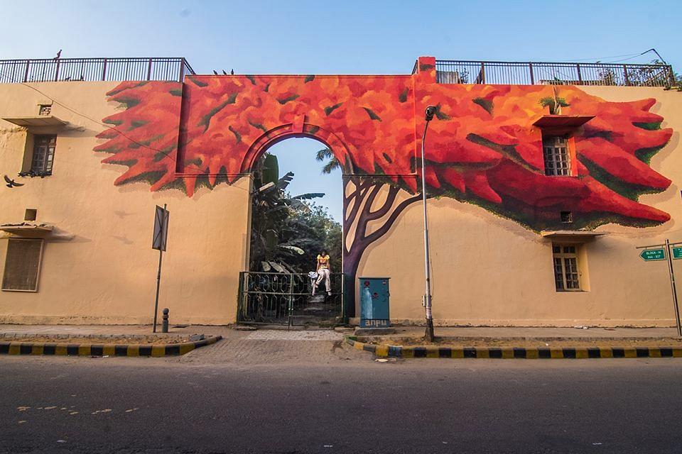 Lava Tree by Anpu Varkey