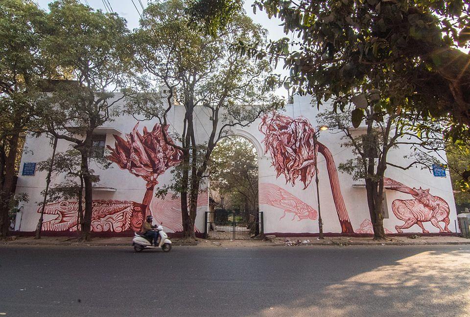 Dead Dahlias by Amitabh Kumar.