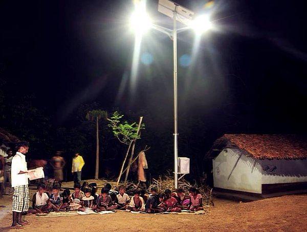 village light