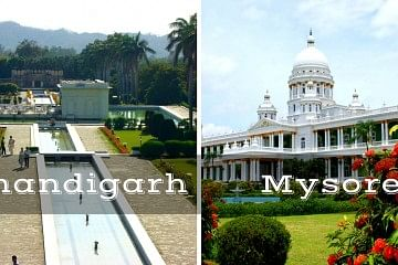 Chandigarh Mysore