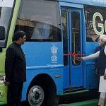 Electric Bus Modi