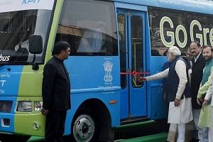 Electric Bus Modi