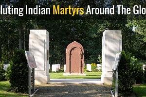 Indian martyrs war memorials