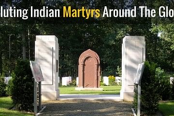 Indian martyrs war memorials