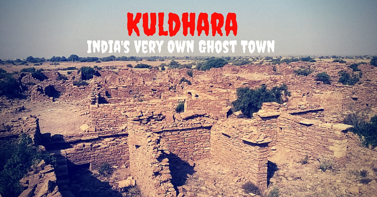 Abandoned and Cursed for Over 200 Years, This Rajasthani Village Has a Tale to Tell