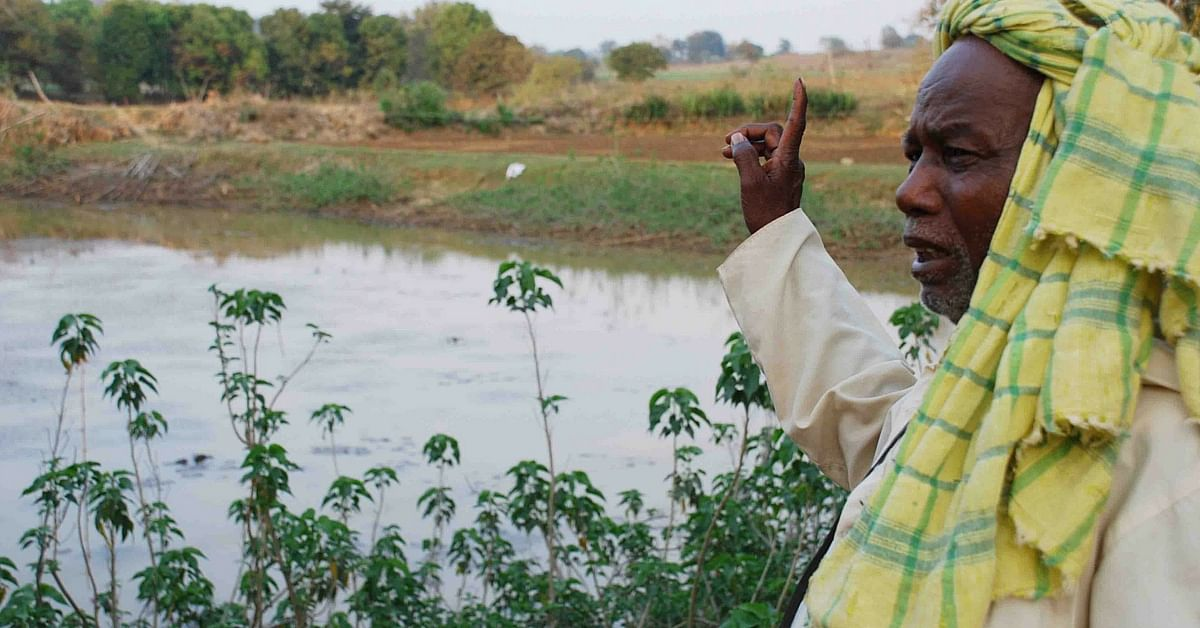 How Jharkhand's Waterman Is Ensuring All Year Water Supply in 51 Villages & Bringing Back the Forest