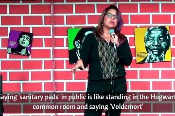 Aditi Mittal's gig on sanitary pads