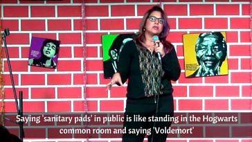 Aditi Mittal's gig on sanitary pads