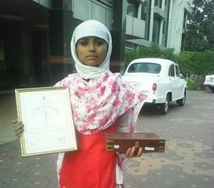 Agra teen gets bravery award
