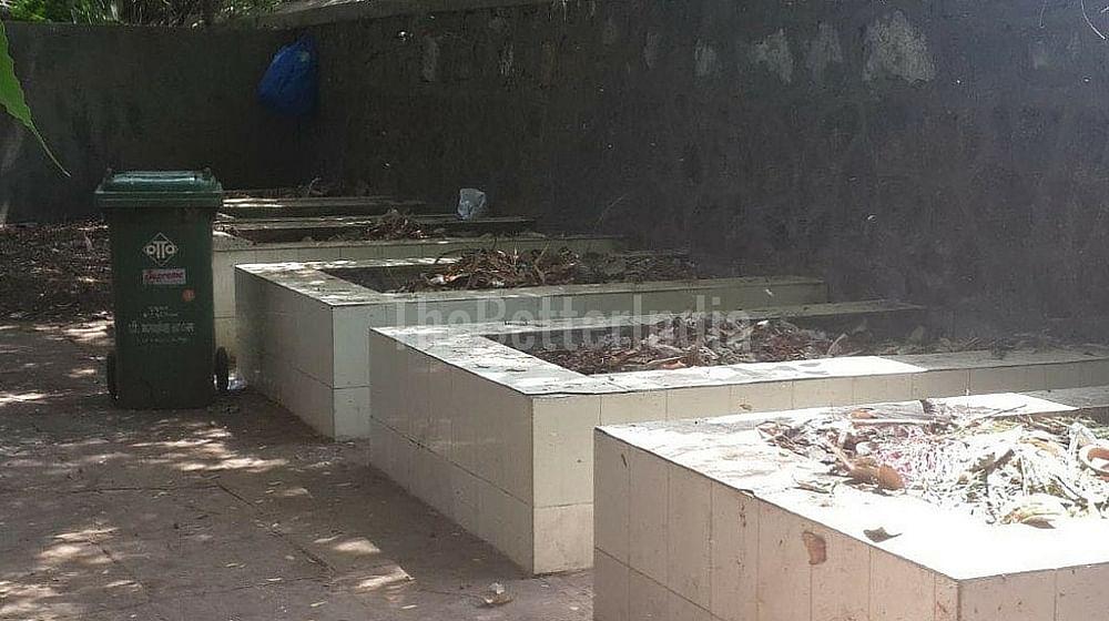 Vermi-compost pits
