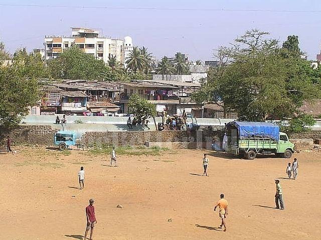 Vrindavan Park in 2002