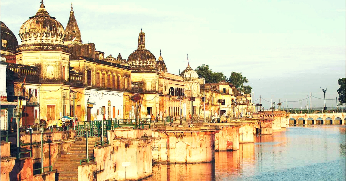 Hundreds of South Koreans Visit Ayodhya Every Year. This Is Why!