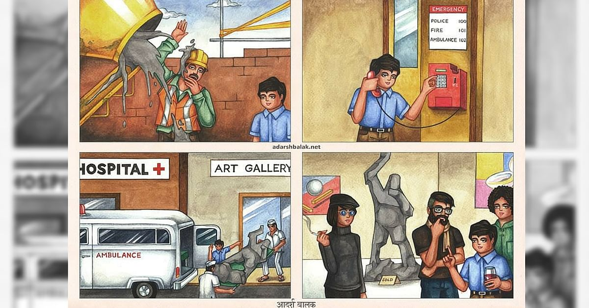 6 Web Comics In India Tackle Social Issues