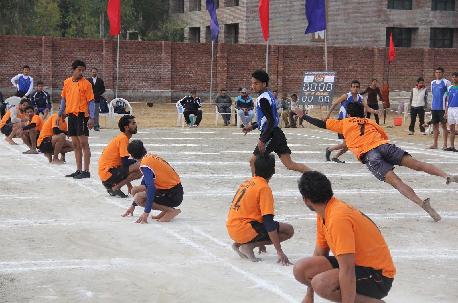 Indische Spiele