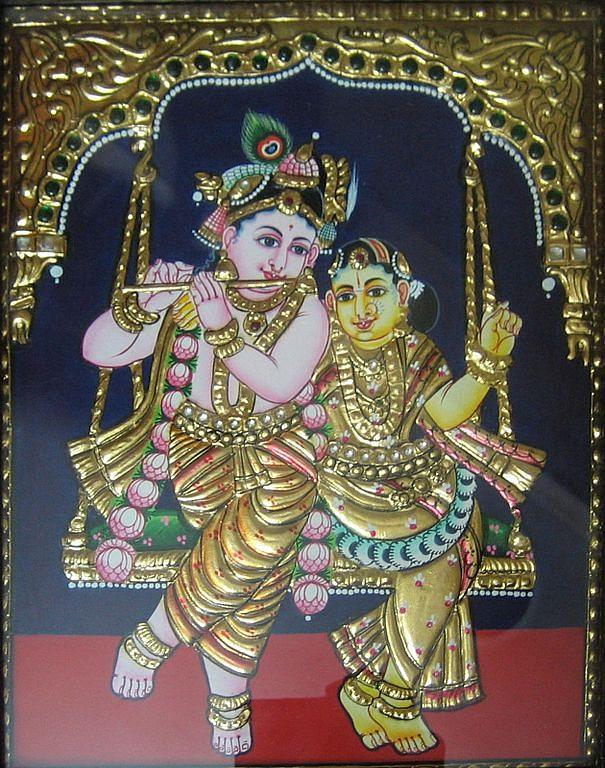605px-Thanjavur_Painting