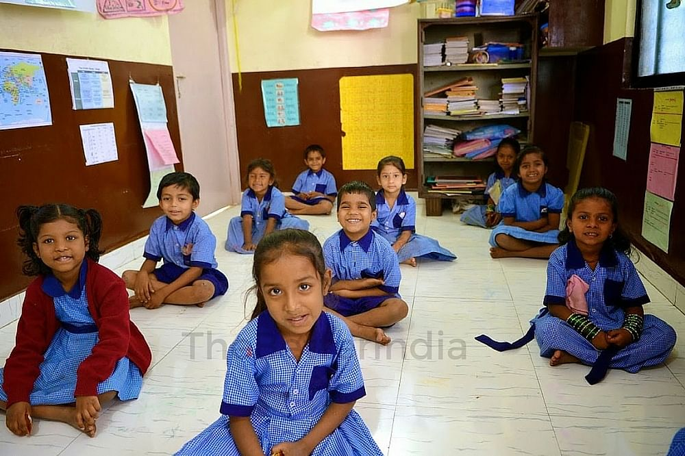Children from Class 1