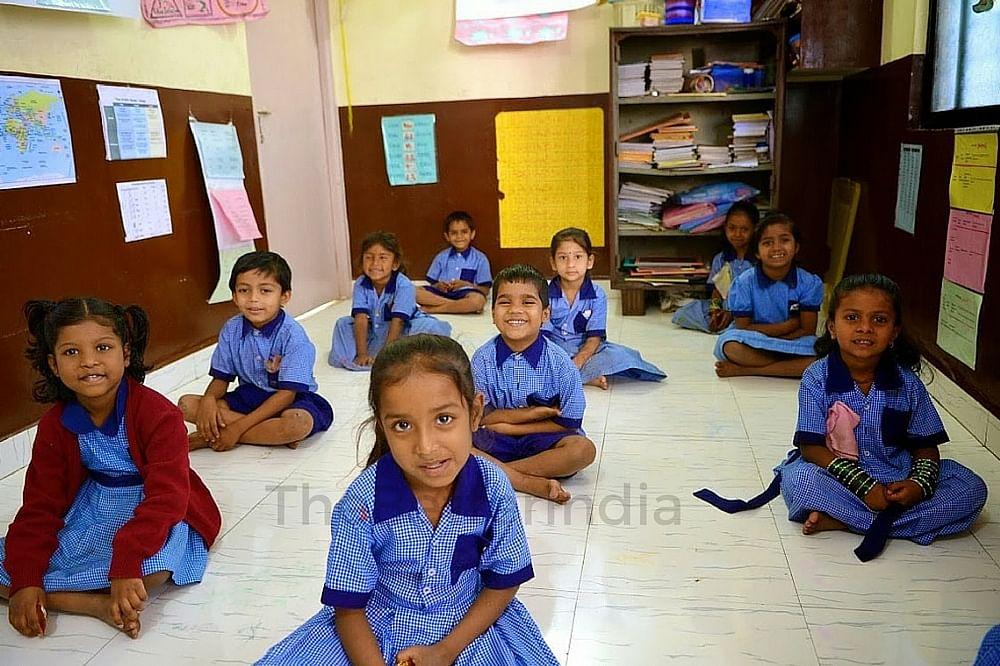 Children from Class 1