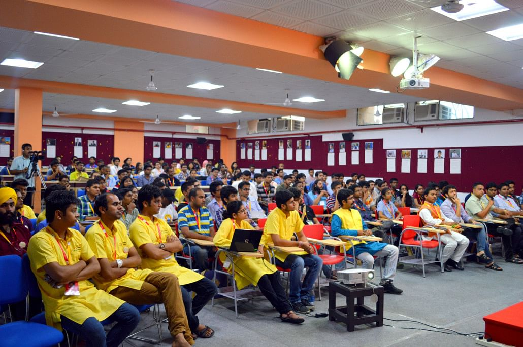 Bootcamp delegates
