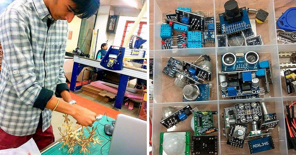 CEPT Fab lab, Ahmadabad