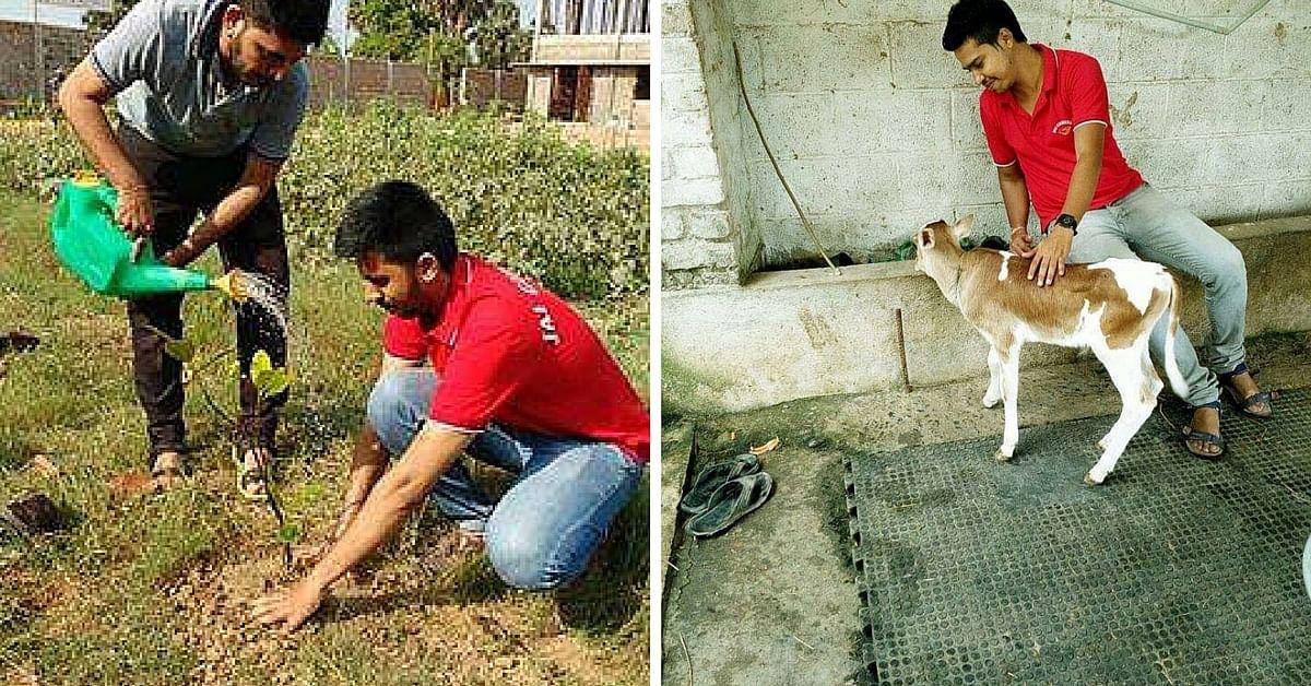 Volunteers at xxx, Chennai